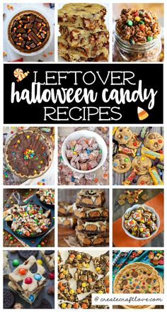 Try some of these delicious Leftover Halloween Candy Recipes instead of letting that candy go to waste! camping, wreaths, bestfriend ideas, halloweenThe post Leftover Halloween Candy Recipes appeared first on Dekoration. Halloween Chocolate, Halloween Candy, Halloween Camping, Halloween Tricks, Halloween Wreaths, Halloween Goodies, Halloween Diy, Homemade Taco Seasoning, Homemade Tacos