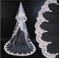 Really wanted this vail at my wedding . Oh we'll maybe someday renewal