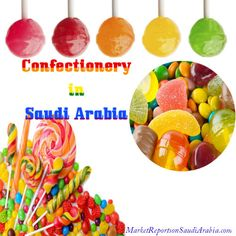 #Confectionery in #SaudiArabia