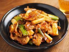 鶏ハラミと長ねぎの照り焼き|魚料理と簡単レシピ