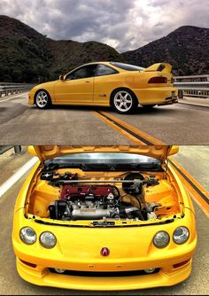 K powered Integra Type R