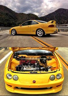 K powered Integra Type R