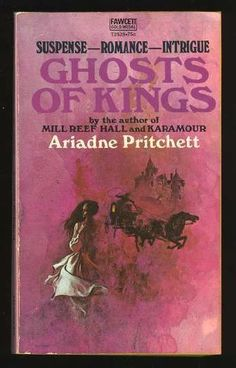 PBO. Ariadne Pritchett: Ghosts of Kings: Gold Medal T2528. 383399