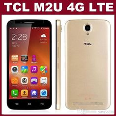 Original TCL 3N M2U Unlocked Smartphone 4G 5.5inch Cell Phones Android Octa Core Phone 2GB RAM 16GB ROM Dual SIM 13MP Phone from Easycome,$173.37
