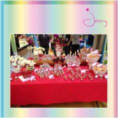 Mesa de dulces ! Minnie Mouse ! Twitter: @Jasny_Pk ! www.Facebook.com/Jasny.pk !