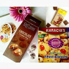 Recipes And Cuisines: My Favorite Karachi Bakery Items