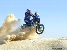 paris dakar rally | The Paris to Dakar Rally is one of the most famous races in the world!