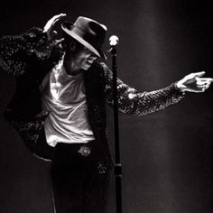 King of Pop... Michael Jackson