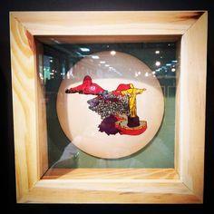 28ª Paralela Gift, na Fundação Bienal de São Paulo, Parque do Ibirapuera. De 12 a 15 de agosto de 2015.  Priscila Vannucchi & Marcos Wolff Objetos de Arte | site: www.pvmw.com | facebook: facebook.com/lojapvmw | instagram: instagram.com/pvmw.objetos.de.arte #pvmw #lojapvmw #design #art #arte #toyart #sp #ceramics  #urbanart #saopaulo #brazil #architecture #trend #vejasp #paralelagift #bienal #fundacaobienal #ibirapuera #pavilhaodabienal #fundaçãobienal #rio #riodejaneiro #cristoredentor