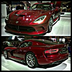Dodge Viper, my favorite car!