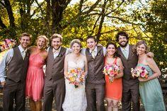 Roaring Camp Railroads Wedding by Kelly Boitano (via The Monterey Bay Wedding Standard Inspiration Blog)
