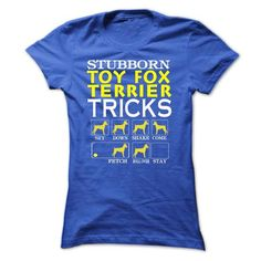 Toy Fox Terrier #teeshirt #fashion