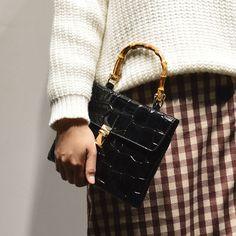 da0f68b441c GETSRING Vrouwen Tassen Mode Bamboe Clutch Bag Winkelen Strandtassen Bakken  Vintage Nieuwe Handtassen in GETSRING Vrouwen