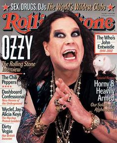 Ozzy Osbourne Through the Years Pictures - On the Cover July 2002 | Rolling Stone