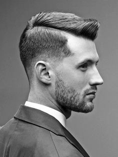 American Crew - Official Supplier to Men - - Short hair cut for man, shorter si . - American Crew – Official Supplier to Men – – Short hair cut for man, shorter side with a clea - Stylish Mens Haircuts, Older Mens Hairstyles, American Hairstyles, Undercut Hairstyles, Haircuts For Men, Hairstyle Men, Men Undercut, Funky Hairstyles, Wedding Hairstyles