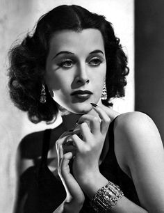 """Hedy Lamarr was an Austrian-born American actress, celebrated for her great beauty, who was a major contract star of MGM's """"Golden Age"""". Mathematically talented, Lamarr also co-invented—with composer George Antheil—an early technique for spread spectrum communications and frequency hopping, necessary for wireless communication from the pre-computer age to the present day."""
