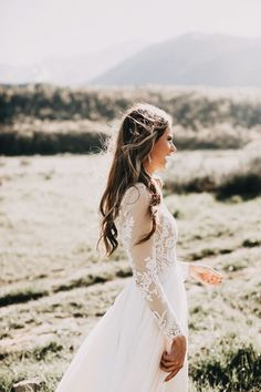 wedding inspiration, wedding dress, lace wedding dress