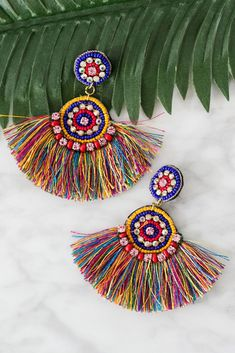 Perfect in Paradise Earrings