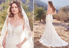 Vestido de Noiva IN-A499N