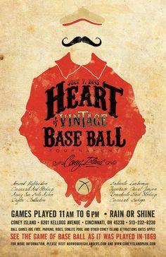 heart of vintage baseball