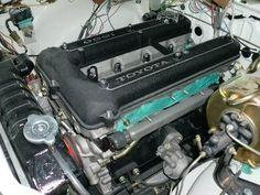 トヨタ1600GT(RT55) 9RユニットのOH