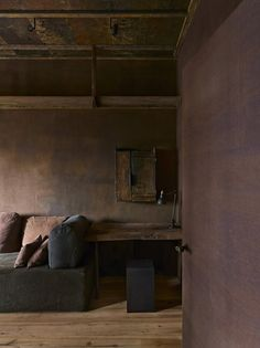 Living Room | Tribeca Penthouse by Axel Vervoordt and Tatsuro Miki | est living