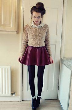 Wine skirt.