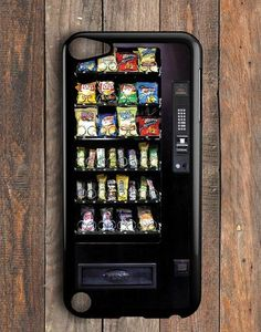 Vending Machine Snack iPod Touch 5 Case