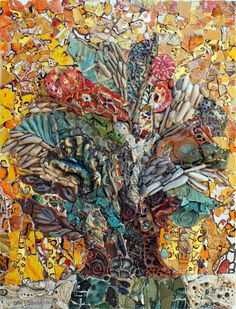 handmade+ceramic+mosaic+art | Ilana Shafir Honored with Solo Exhibition at Ravenna Mosaico 2011 2011