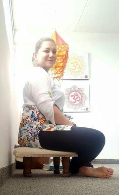 Ropa cómoda y mariposas para dejar volar la mente en meditación. 🦄🍃⏳ Comfortable clothes and butterflies to let fly the mind in meditation. #meditation #peaceofmind #butterfly #estilosinquiebra #estampado #tendencias #prints #nature #beautiful