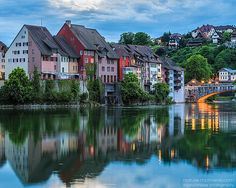 Laufenburg   Flickr - Photo Sharing! Black Forest, Old Town, Switzerland, Landscape Photography, Travel Destinations, Scenery, Germany, Europe, Australia