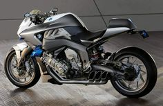 BMW concept 6 super sport motorcycle