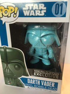 Holographic-Darth-Vader-CUSTOM-Funko-POP-Vinyl-Star-Wars-Bobble-Head