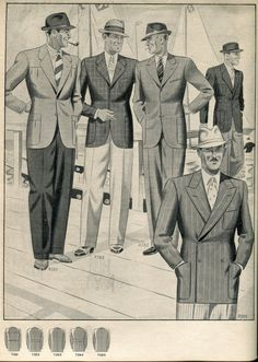 Giant Pants of the '30s : Photo