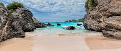 Horseshoe Bay in Bermuda - Southampton