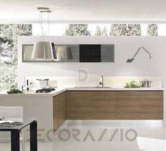 #kitchen #design #interior #furniture #furnishings #interiordesign комплект в кухню Stosa Replay Next, St.С100