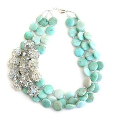 OMG I NEED THIS. My love for all things turquoise and/or jade is unending.