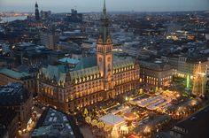Hamburg to Berlin Train Ticket