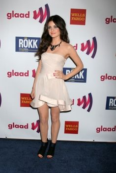 Lucy Hale... I love her shoes!!!
