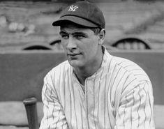 Lou Gehrig 1923