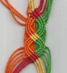 Eternal waves {Pandora style} Bracelet tutorial