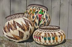 Panama Tourism and Travel: Embera Baskets