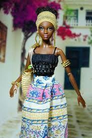 Resultado de imagem para barbie negra 2013