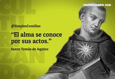Santo Tomás de Aquino en 12 grandes frases