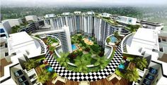 Rudra Skytracks Residential project located at Yamuna Expressway.