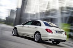 Official video from Mercedes of the New Mercedes C-class 2014