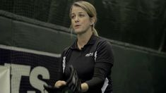Former Division I Softball Coach and National Pro Fastpitch Champion, Carie Dever-Boaz, explains how to pick the right softball glove that fits. Fastpitch Softball Gloves, Softball Drills, Softball Coach, Softball Players, Nike Jacket, Coaching, Champion, Fitness, Tips