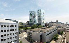 JDS Architects / The BE Buildings in Brussels / Idea / http://jdsa.eu/be