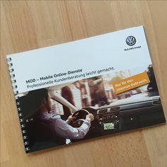 Neue Broschüre für Volkswagen Nutzfahrzeuge. Made by cc. Mehr auf creativteam.com #gutewerbung #creativteam #werbeagentur #hannover #vw #volkswagen #b2b #wirsinddieguten
