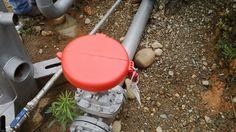 Dispositivo de Bloqueo para válvulas de compuerta.  www.geosecuritas.com
